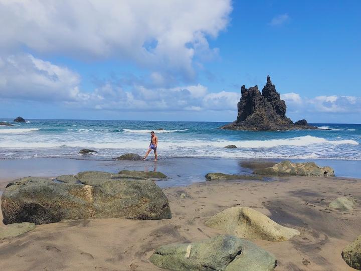 Playa de Benjio